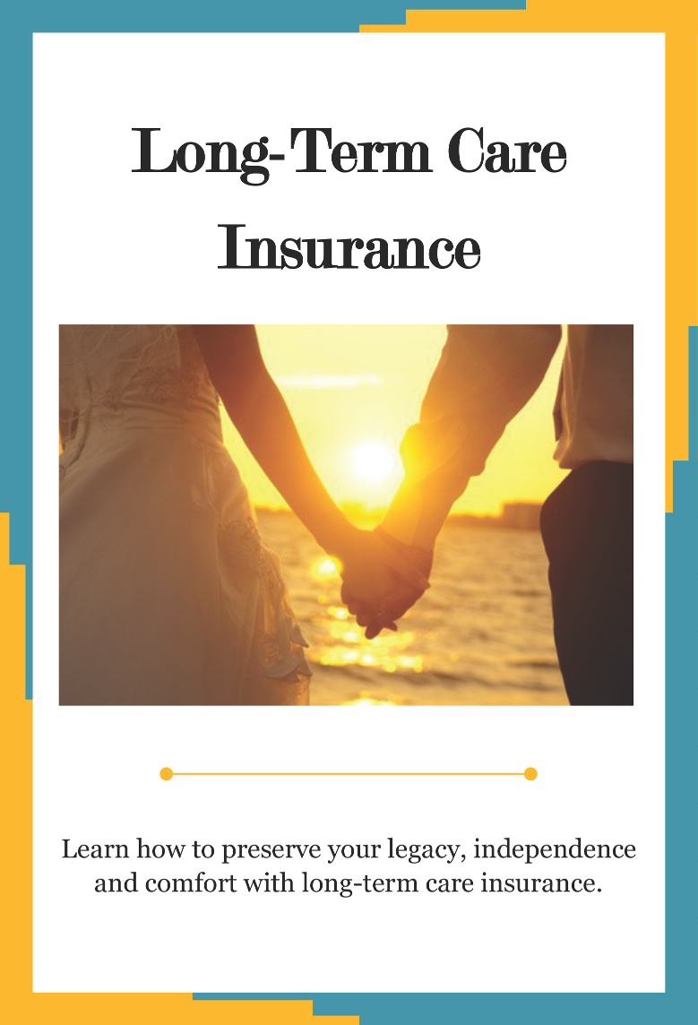 """Long-Term Care Insurance"" Non-Personalized Booklet"