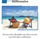 """Retire Like a Millionaire"" Personalized Booklet (50 booklet minimum)"
