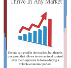 """Thrive In Any Market"" Non-Personalized Booklet"